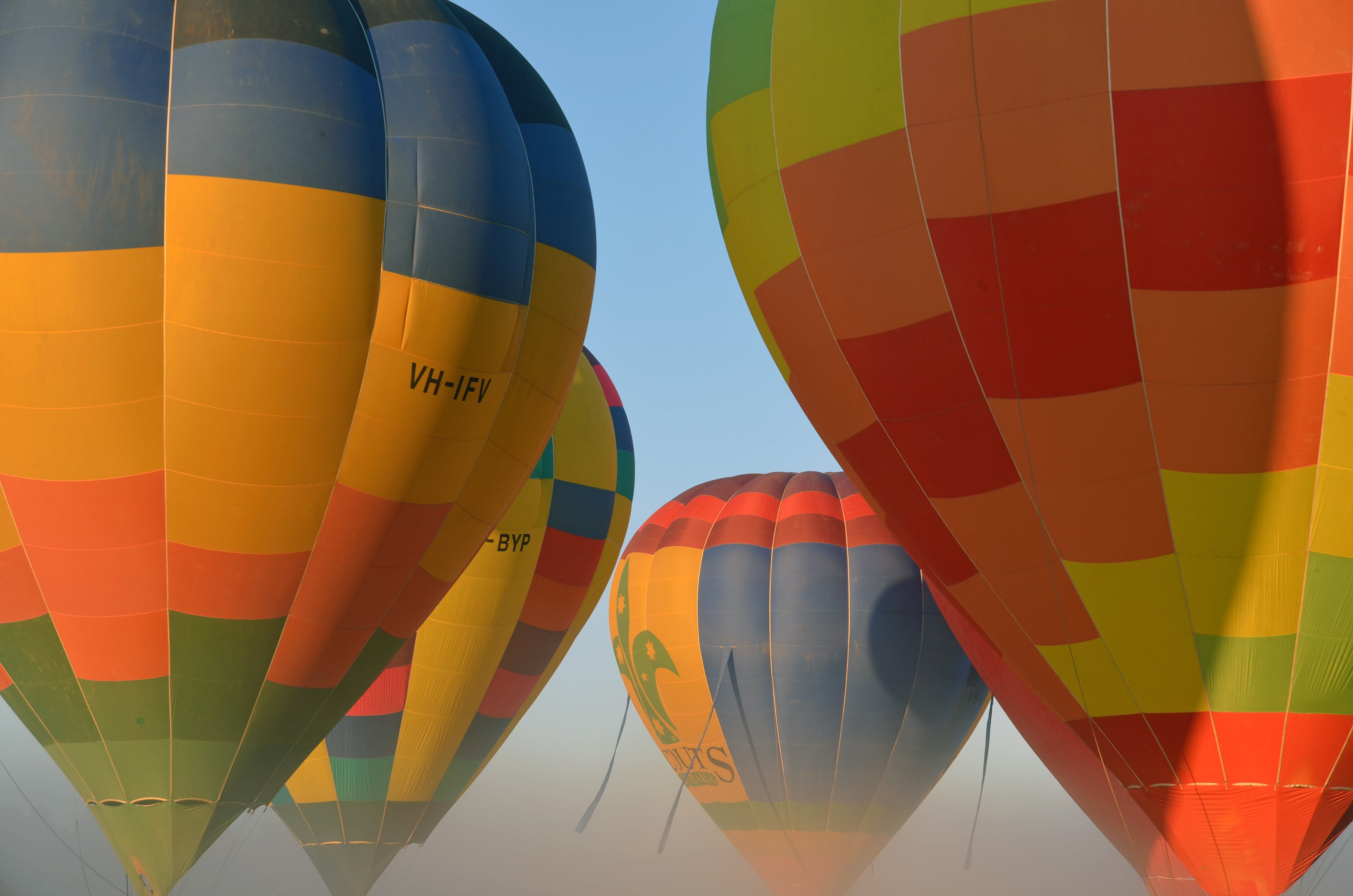 King Valley Balloon Festival - Accommodation Tasmania