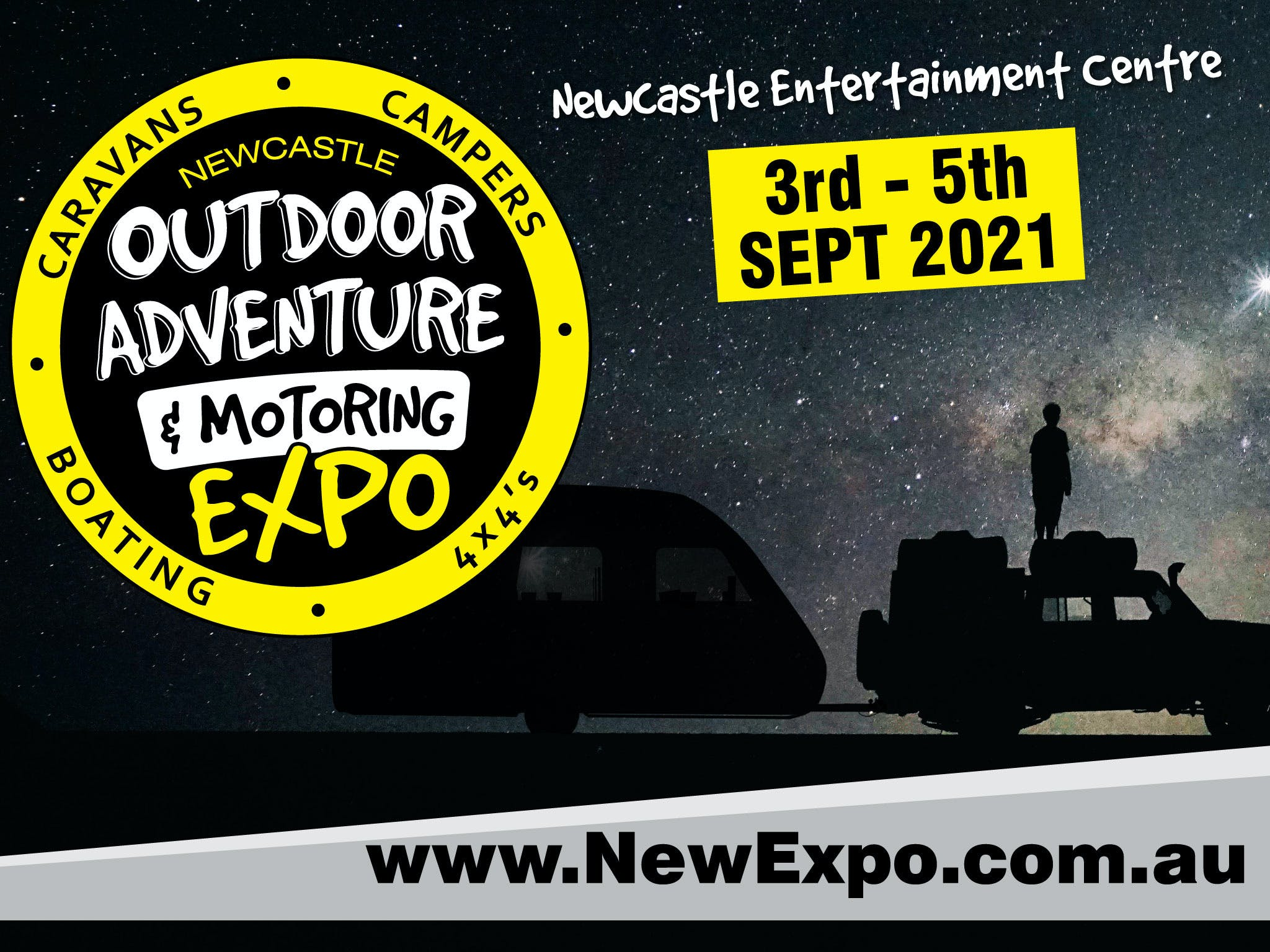 Newcastle Outdoor Adventure and Motoring Expo - Accommodation Tasmania