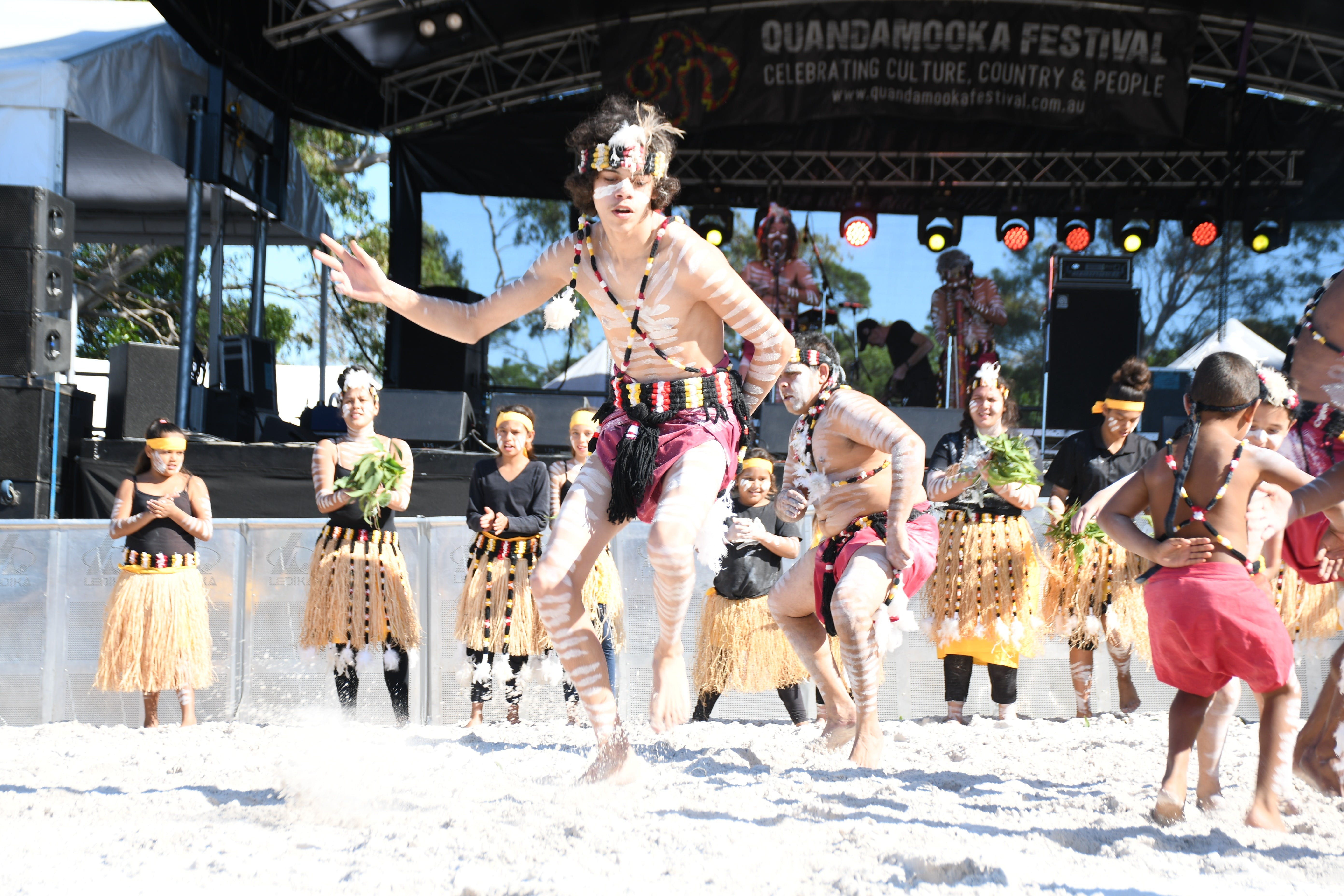 Quandamooka Festival 2021 - Accommodation Tasmania