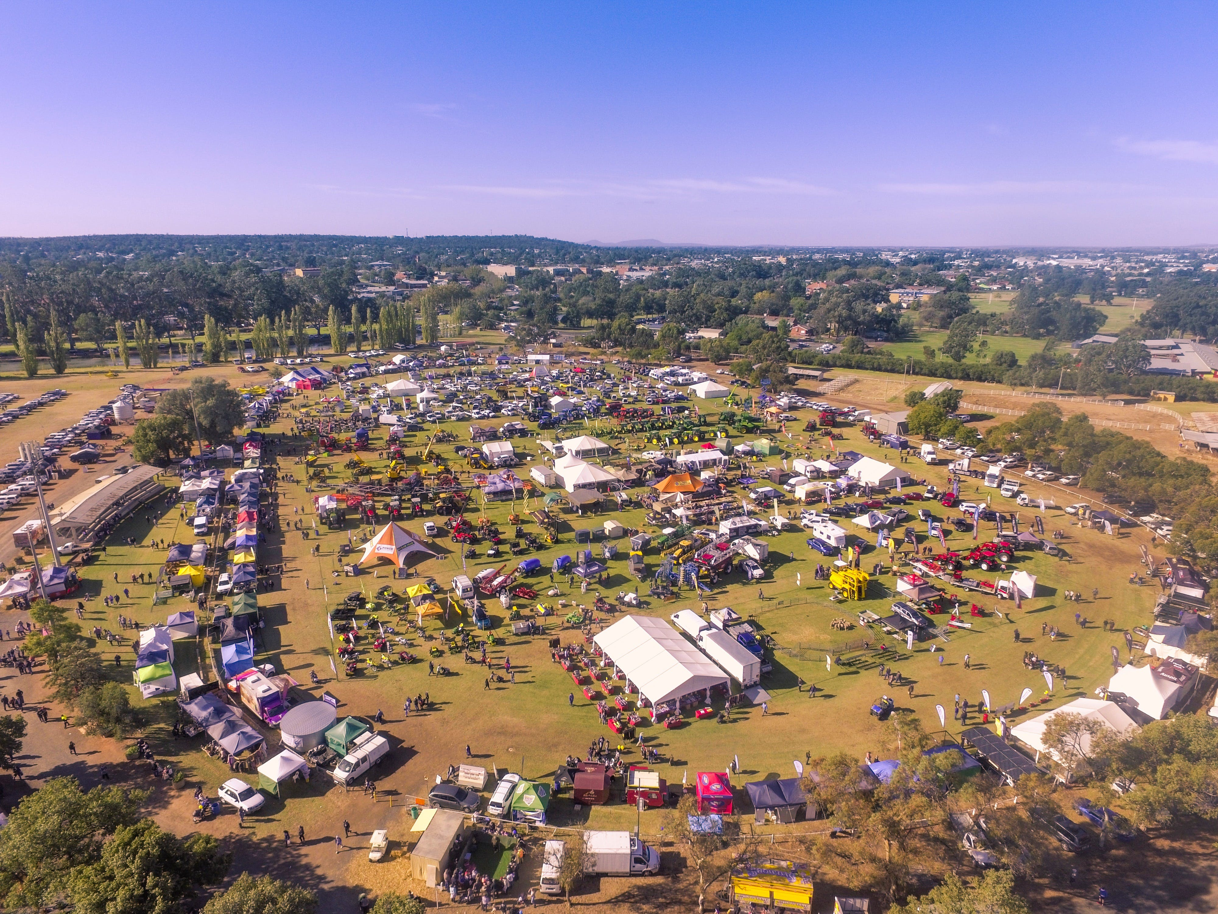 Riverina Field Days - Accommodation Tasmania