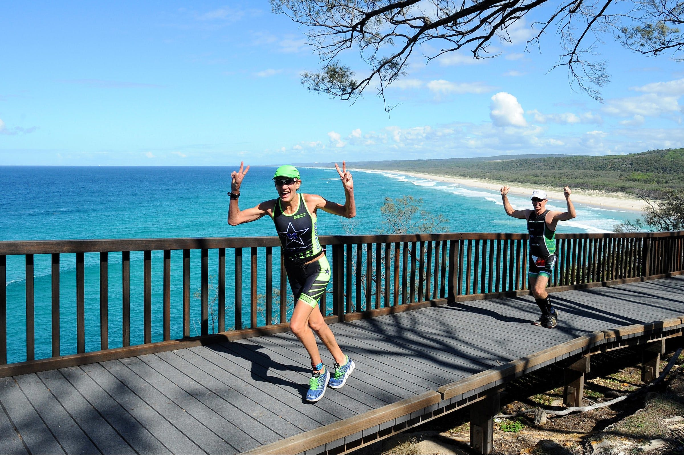 The Straddie Salute Triathlon Festival - Accommodation Tasmania