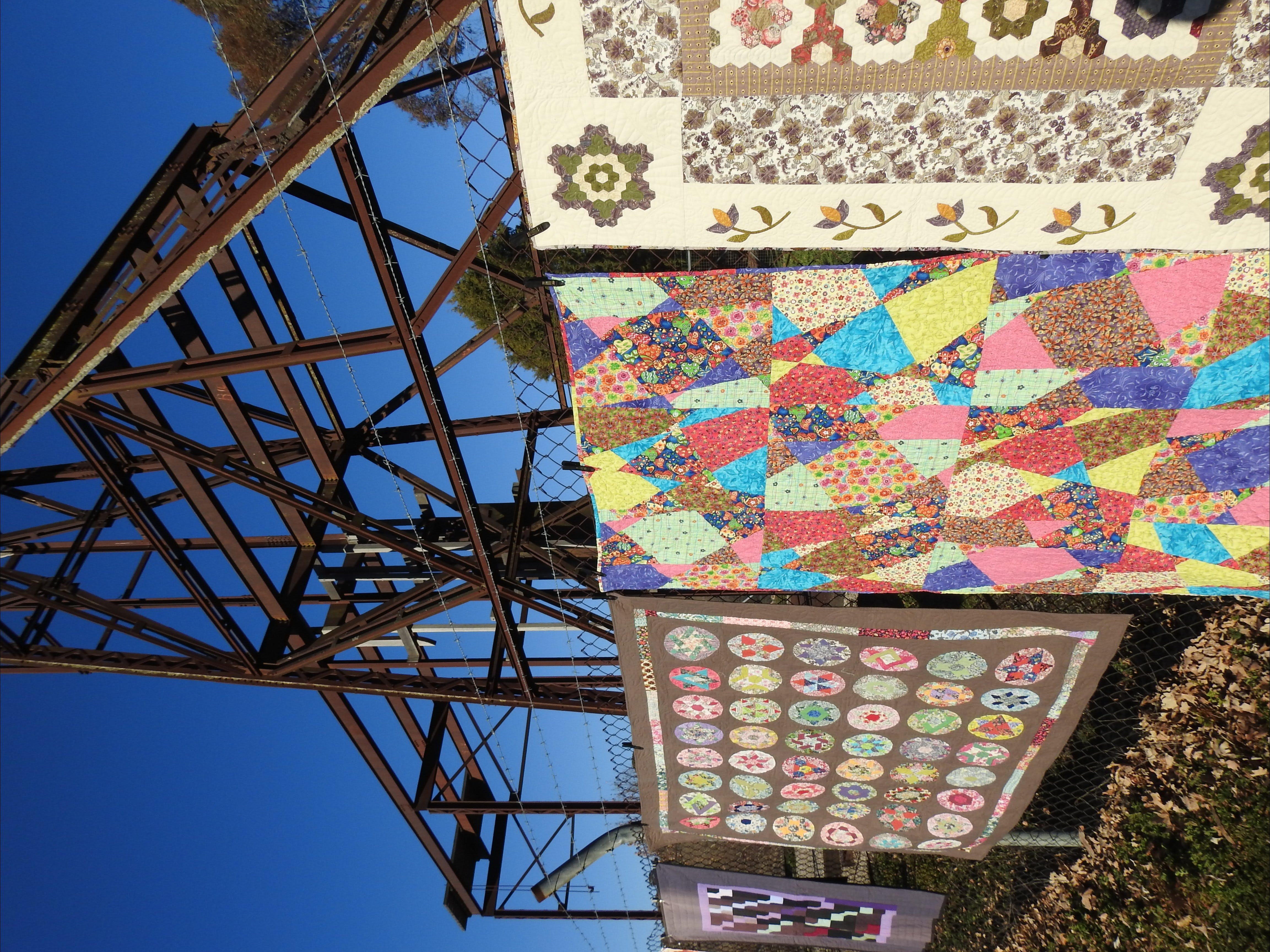 Wentworth Mine Airing of the Quilts - Accommodation Tasmania