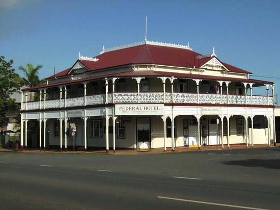 Federal Hotel - Accommodation Tasmania