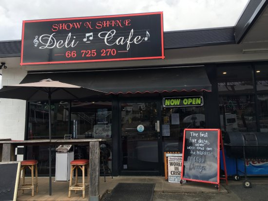 Show  Shine Deli Cafe - Accommodation Tasmania