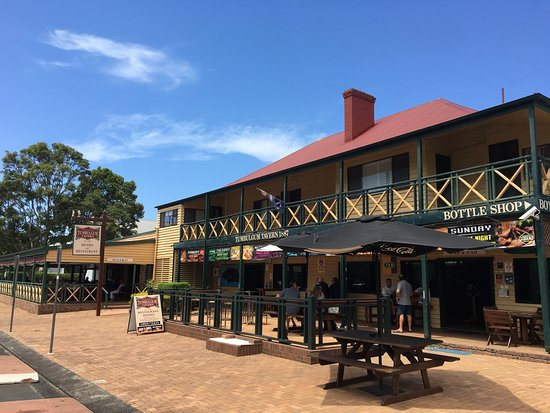 Tumbulgum Tavern - Accommodation Tasmania