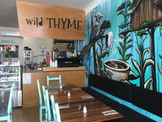 Wild THYME Dining - Accommodation Tasmania