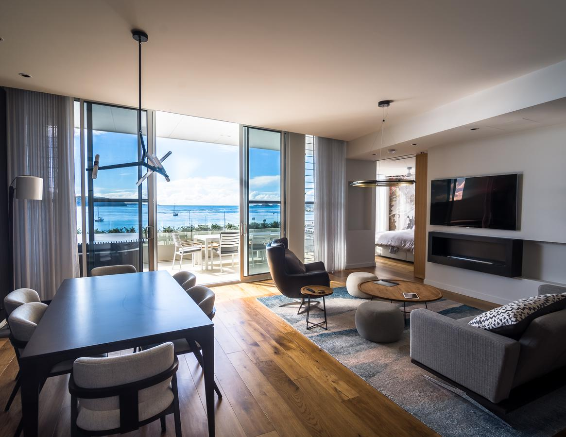 Promenade Penthouse Apartment - Accommodation Tasmania