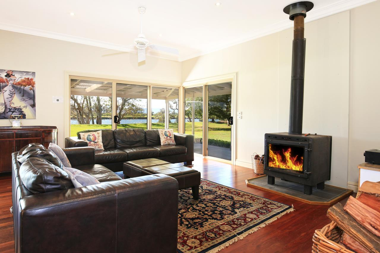Terara Riverside Retreat - Accommodation Tasmania