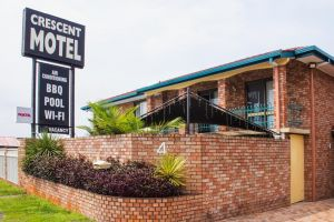 Crescent Motel Taree - Accommodation Tasmania
