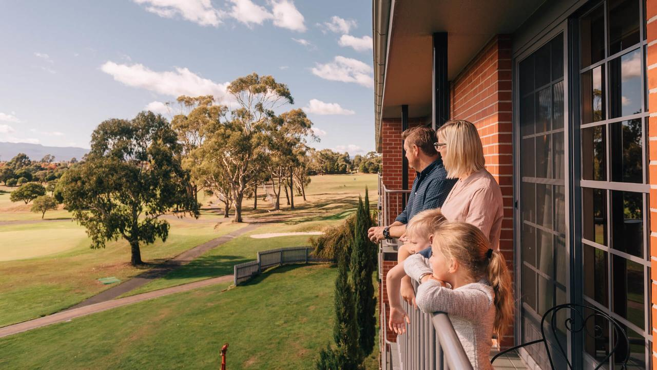 Country Club Tasmania - Accommodation Tasmania