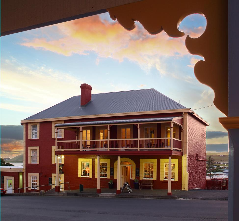 Stanley Hotel  Apartments - Accommodation Tasmania