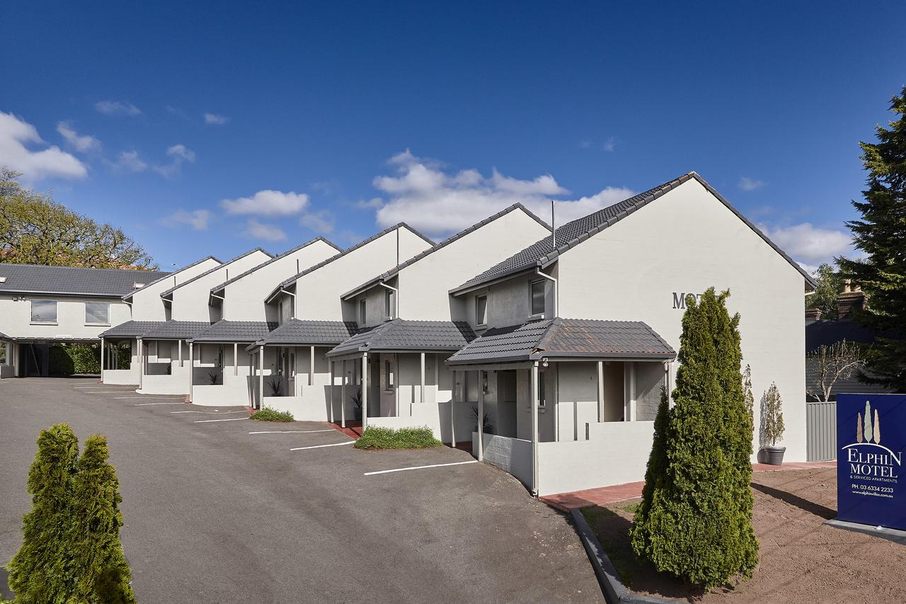 Elphin Motel  Serviced Apartments - Accommodation Tasmania