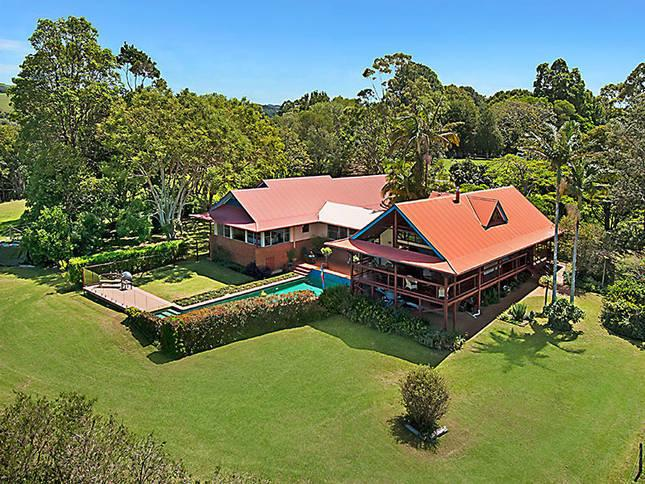 Toad Hall Byron Hinterland-Tintenbar - Accommodation Tasmania