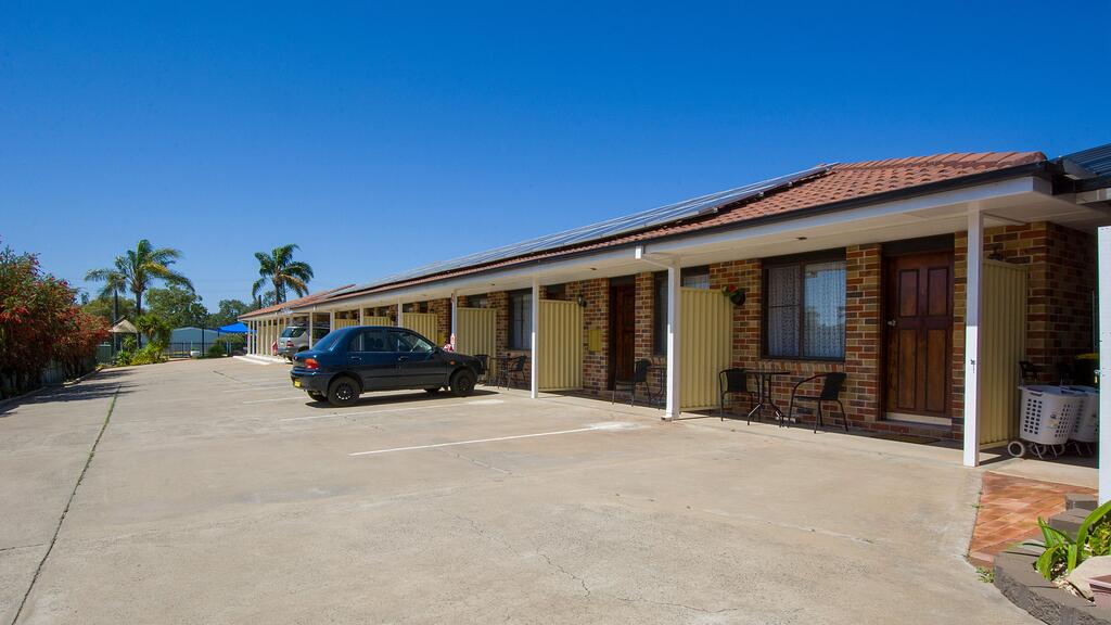Aalbany Motel Narrabri - Accommodation Tasmania