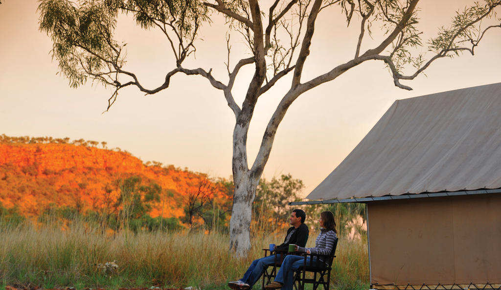 Bell Gorge Wilderness Lodge - Accommodation Tasmania